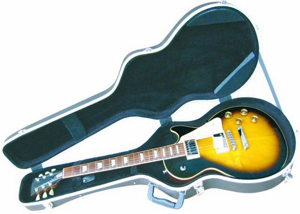 DIMAVERY ABS Hard-Case for LP/SG-Form