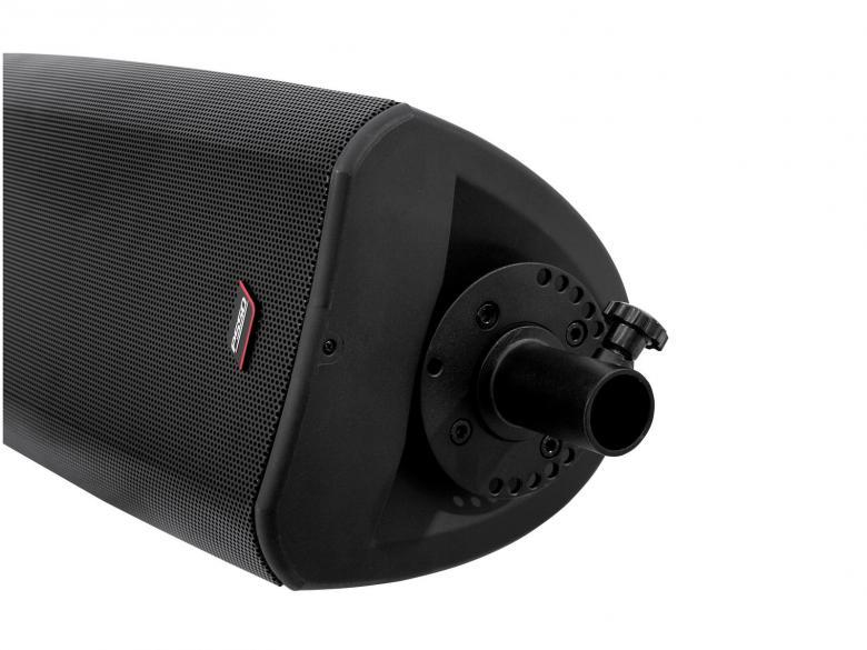 PSSO CSA-208B Kompakti array kaiutin, voidaan käyttää myös telineessä 300W RMS, 600W, äänenpaine SPL 119 dB, 2x 8