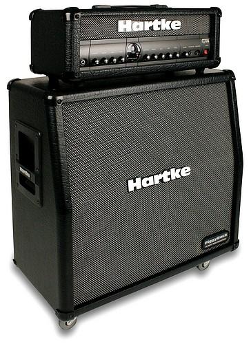 HARTKE T60P, PiggyBack Mini-Stack Guitar, discoland.fi
