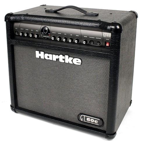 HARTKE GT60C, 2-kanavainen 60W kitaracom, discoland.fi