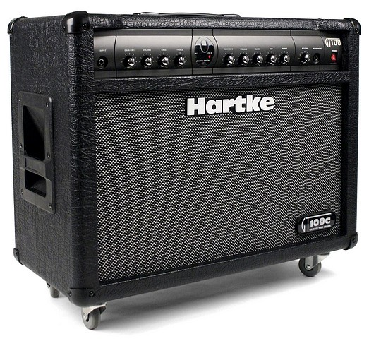 HARTKE GT100C, 2-kanavainen 100W kitarac, discoland.fi