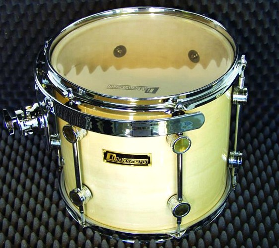 DIMAVERY Drum Set DS-405 5pcs, maple, discoland.fi