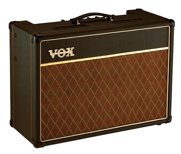 VOX AC15CC1, 1 x 12
