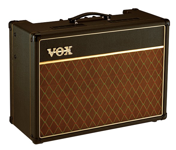 VOX AC15CC1X, 1 x 12