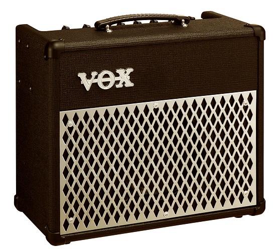 VOX DA5, 5W paristokäyttöinen digitaal, discoland.fi