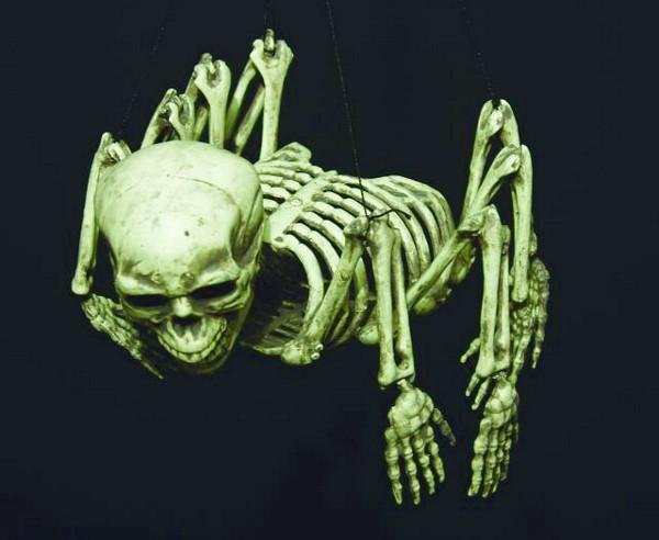 EUROPALMS Loppu! Halloween fantasy skull, discoland.fi