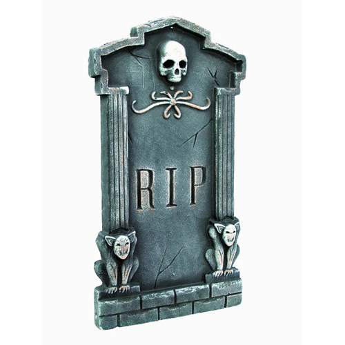 EUROPALMS Halloween LED Tombstone color-, discoland.fi