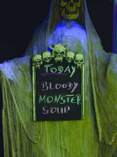 DECO Daily offer board Halloweenstyle 55, discoland.fi