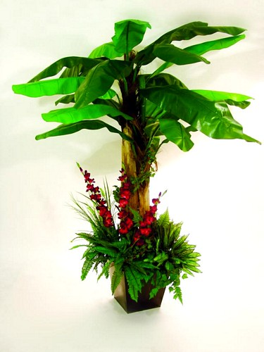 EUROPALMS 270cm Tropic Arrangement Set