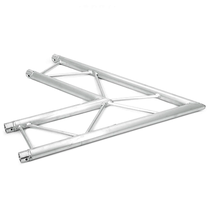 ALUTRUSS BILOCK  2-tie kulmapala 60° BQ2-PAC20H. 2-way corner piece