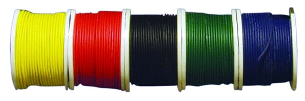 OMNITRONIC Instr.cable 0.22mm² red/ 100m