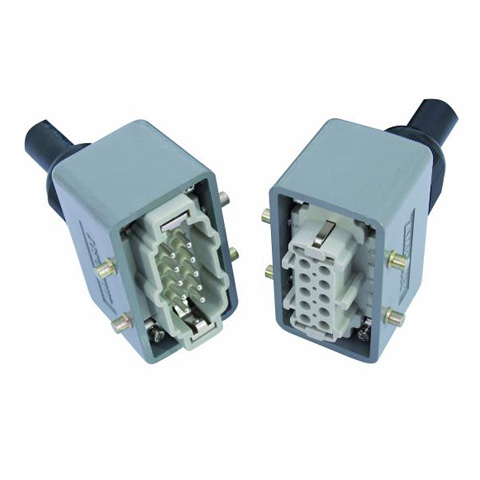 EUROLITE EC-1010R multicable 10m, 10-pins