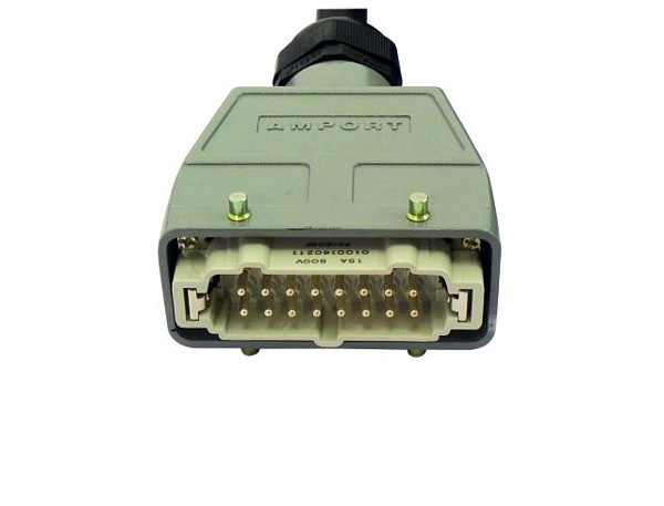 EUROLITE EC-1615R multicable 15m, 16-pins