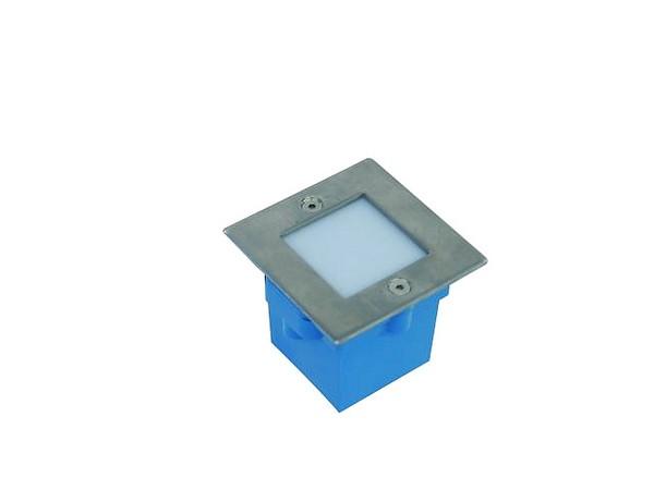 EUROLITE LED recessed light 9 blue LEDs,, discoland.fi