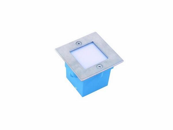 EUROLITE LED recessed light 16 LEDs, FC,, discoland.fi