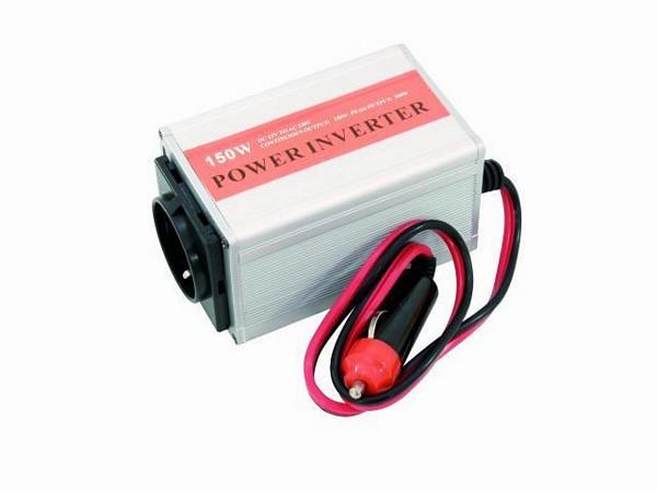 EUROLITE WR-150C Power inverter 12V~230V, discoland.fi
