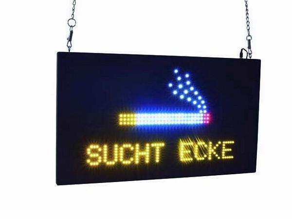 EUROLITE LED SUCHT ECKE sign, 264 LEDs, discoland.fi