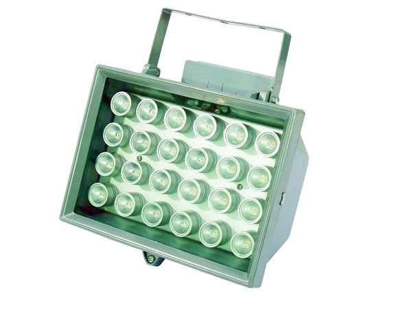 EUROLITE LED FL-24 blue 10° IP54, Brilliant floodlight with LED-technology, indoor/outdoor use