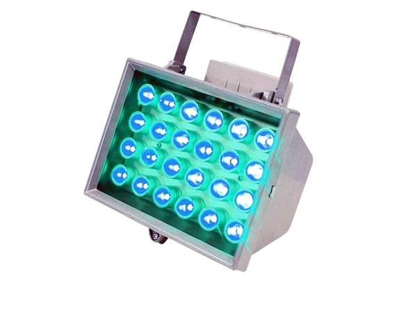 EUROLITE LED FL-24 blue 10° IP54, Brill, discoland.fi