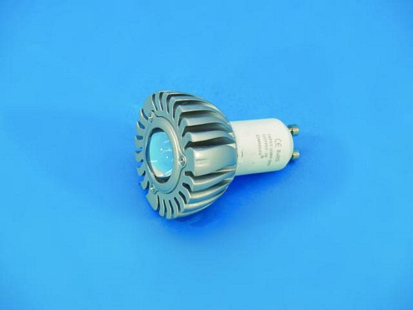 OMNILUX GU-10 230V 3W LED yellow CR