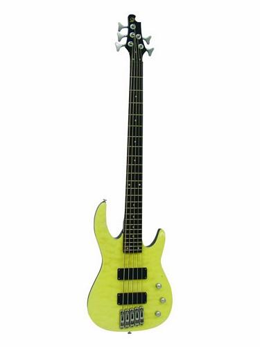 DIMAVERY DP-525 JB Jazzer 5-string, Nature Pearl