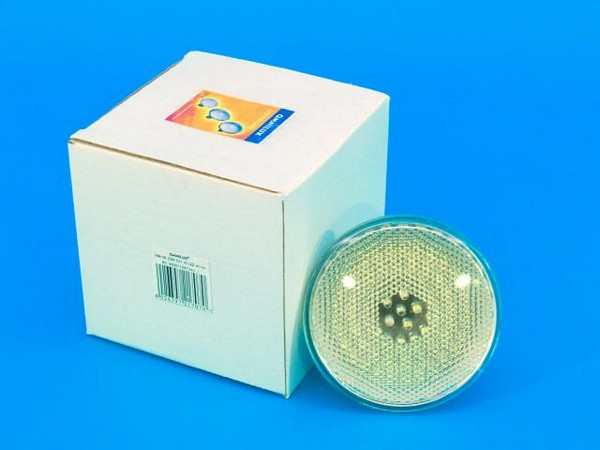 OMNILUX PAR-38 LED 230V E-27 70x 5mm LEDs blue