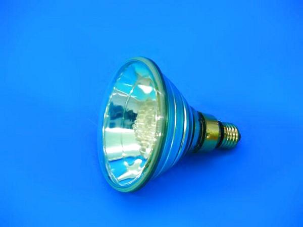OMNILUX PAR-38 LED 230V E-27 81x 5mm LEDs FC= Fading Colors, häipyvät värit