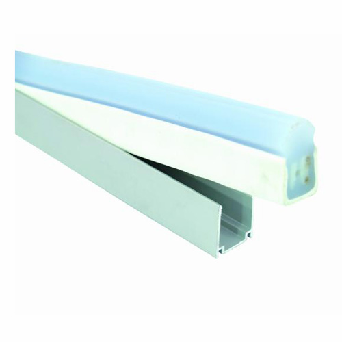 EUROLITE LED Neon Flex letkun asennuskanava alumiinista. Pituus 200cm. LED Neon Flex aluminium channel