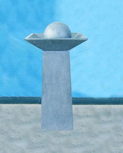 DECO Fountain BR1 60x60 H=120 cm, discoland.fi