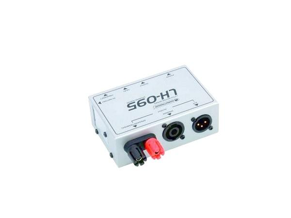 OMNITRONIC LH-095 Kaiutintesteri Speaker Checker. Tällä helppokäyttöisellä testerillä saat testattua nopeasti kaiuttimen toimivuuden. Säädettävä taajuusalue 20Hz- 20kHz.