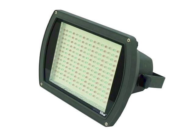 EUROLITE LED Outdoor spot, 192 LEDs blue, discoland.fi