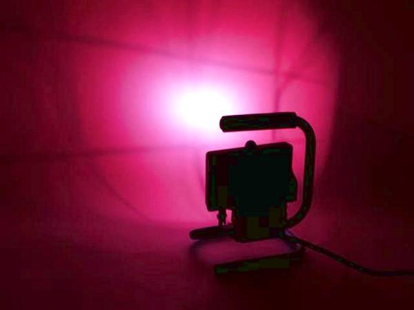 EUROLITE LED FLS-6 Punaiset Ledit, red 10° IP54 6W