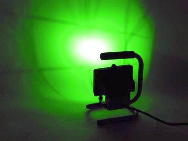 EUROLITE LED FLS-6 green 40° IP54 6W