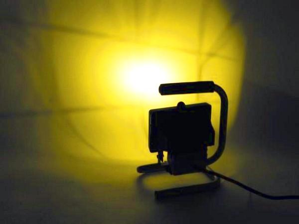 EUROLITE LED FLS-6 yellow 10° IP54 6W