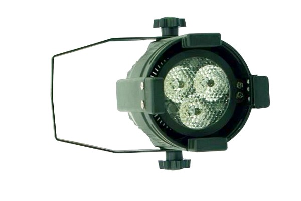 EUROLITE LED ML-20 green 25° black 4W