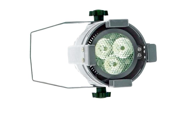 EUROLITE LED ML-20 green 25° silver 4W