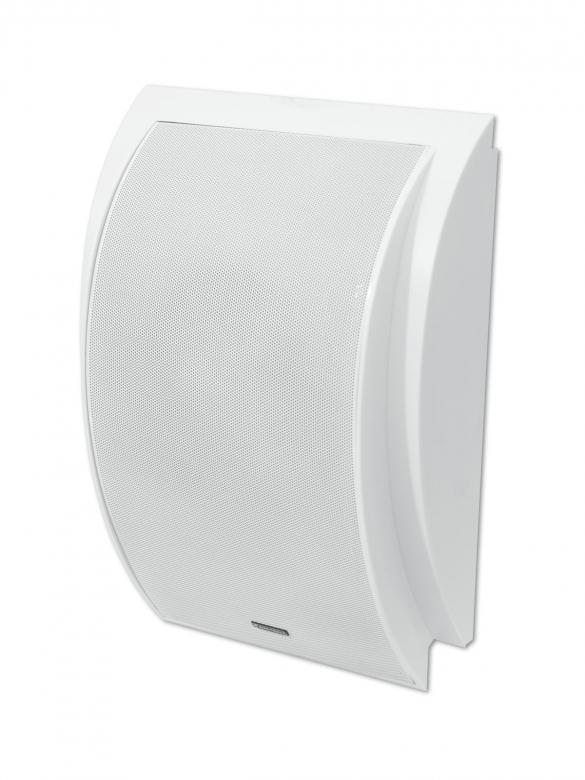 OMNITRONIC WC-2 Seinä-/kattokaiutin, pi, discoland.fi