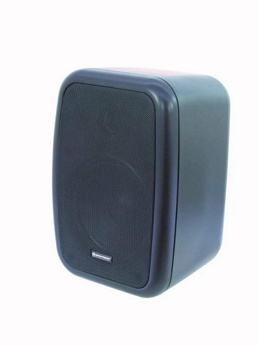 OMNITRONIC WA-5S PA 100V wall speaker black 60W / pair price