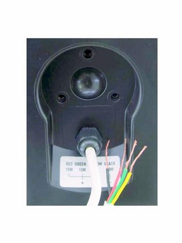 OMNITRONIC WA-6S PA 100V wall speaker black 75W / pair price