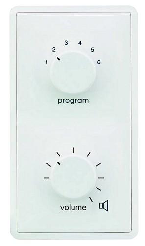 OMNITRONIC ELA Program Selector + Volume, discoland.fi