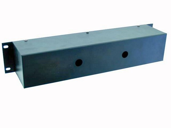 OMNITRONIC ELA 6S, 6-Zone Stereo Volume Control 6x 5W, black