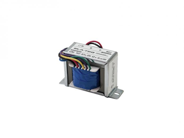 OMINTRONIC ELA-T75 75W 100V audio muunni, discoland.fi