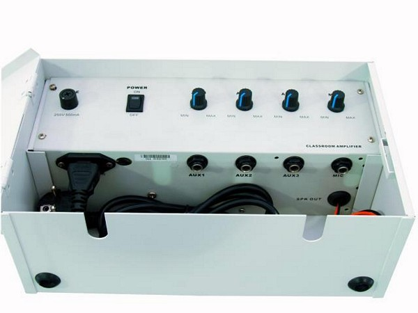 OMINTRONIC WPD-40W, Basic 100 V amplifier 40W, UUTUUS 2008