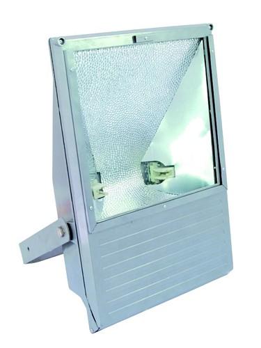EUROLITE Ulkovalaisin WFL tehokaalle 400W kaasupurkauslampulle IP65. Outdoor Spot 4000W WFL black IP65, For bright 400W discharge lamp