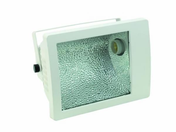 EUROLITE MIKH-200A Outdoor Spot E27 White IP65, For bright halogen lamps up to 200W