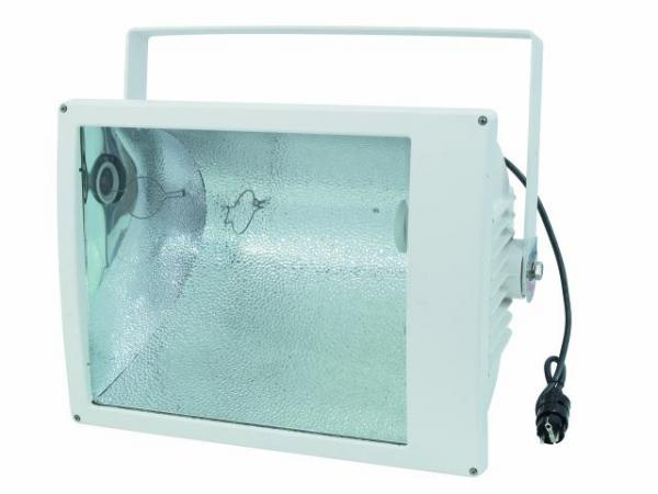 EUROLITE MIKH-2000A Outdoor Spot E40 White IP65, For bright halogen lamps up to 2000W.  Ulkovalaisin, erittäin tehokas 2000W.