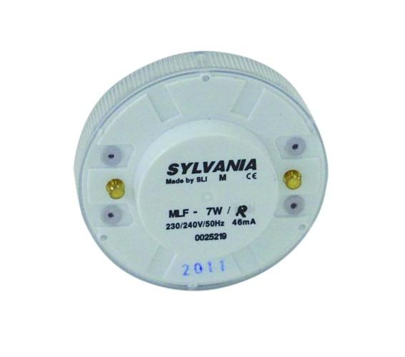 SYLVANIA Micro-Lynx F 7 Watt blue 240V GX53