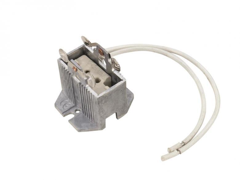 EUROLITE GX-9,5 & GY-9,5 base socket, la, discoland.fi