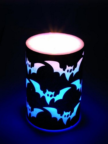 EUROPALMS LED Tea light holder FL-1 colorchanging