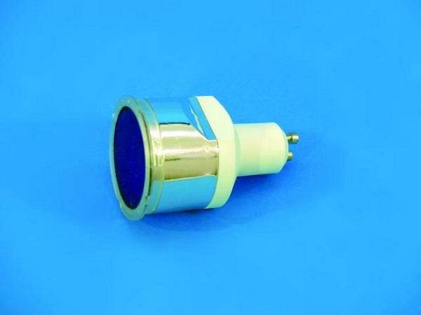 OMNILUX GU-10 ES 230V/9W violet Energy Saving Lamp